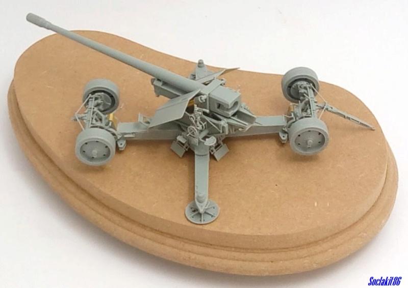 Krupp 12,8 cm PaK 44 (GWH réf L3526 - 1/35 ) M0948