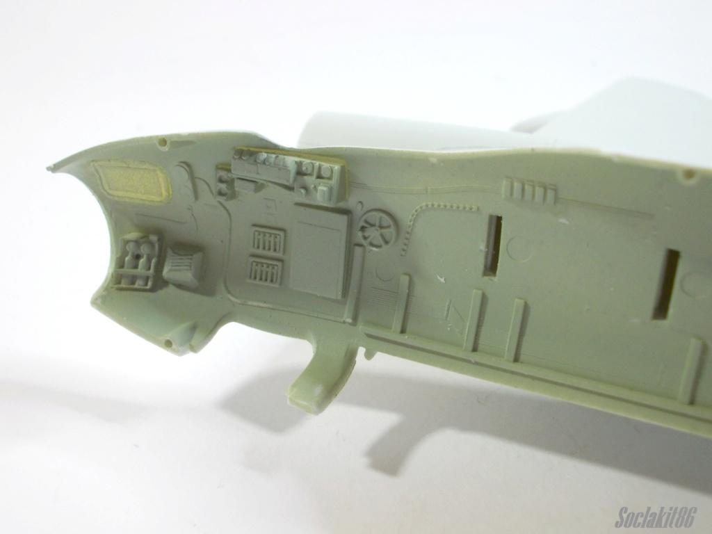 De Havilland  DH-98 Mosquito B mark IV (Revell 04555 au 1/48 ) M1018