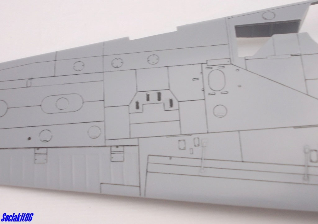 Fairey Fulmar Mark II (Eduard réf 1130 Limited Edition 1/48 ) M1024