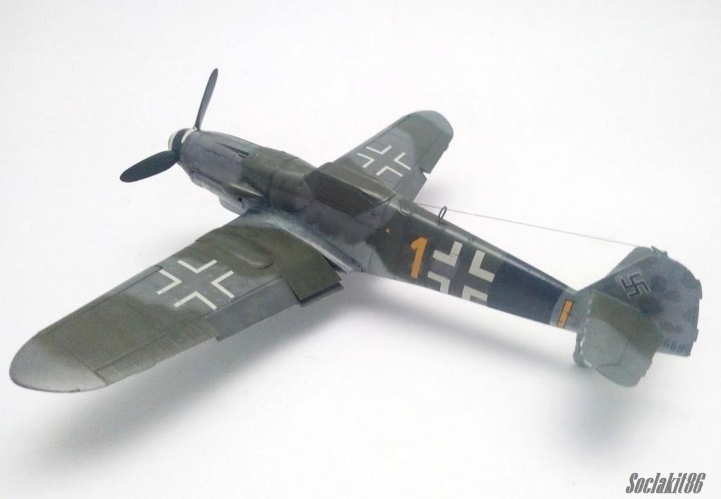 Bf 109 K-4 W.Nr. 332660 du 11/JG-53 (hasegawa 1/48)  M1032