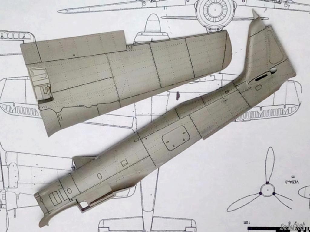 """FW 190 A-5 codé D5 + XV du 10/NJG-3 """"Nachtjagdkommando 190"""" (Eduard 1/48) M1037"""