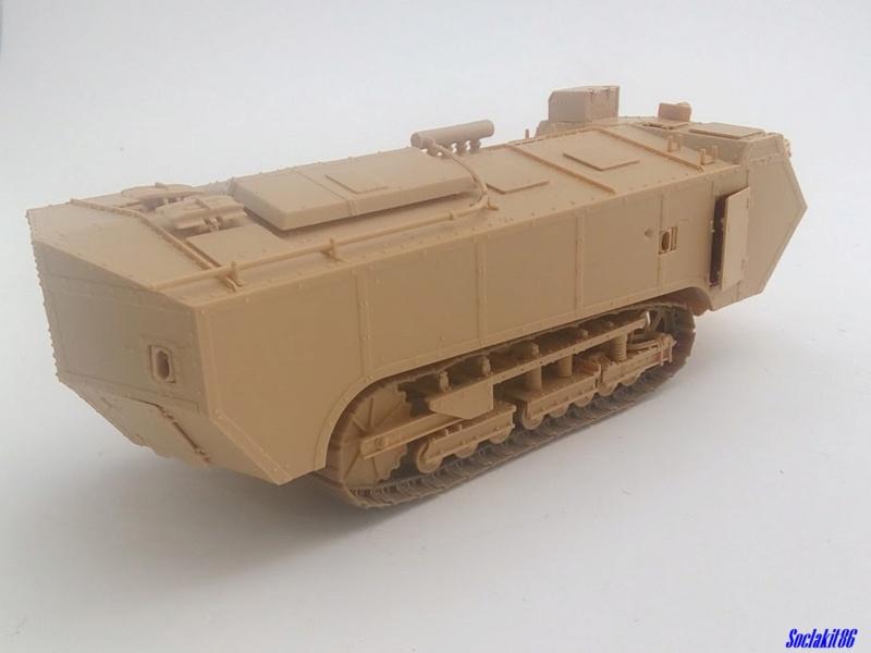 St Chamond M3 (Hobby Boss 83860 - 1/35)  M1046