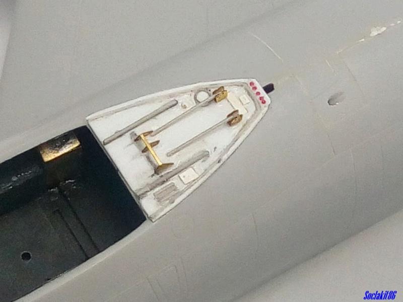 """North American F-86F-30 """"MiG Mad Marines"""" (Eduard 1/48) M1049"""