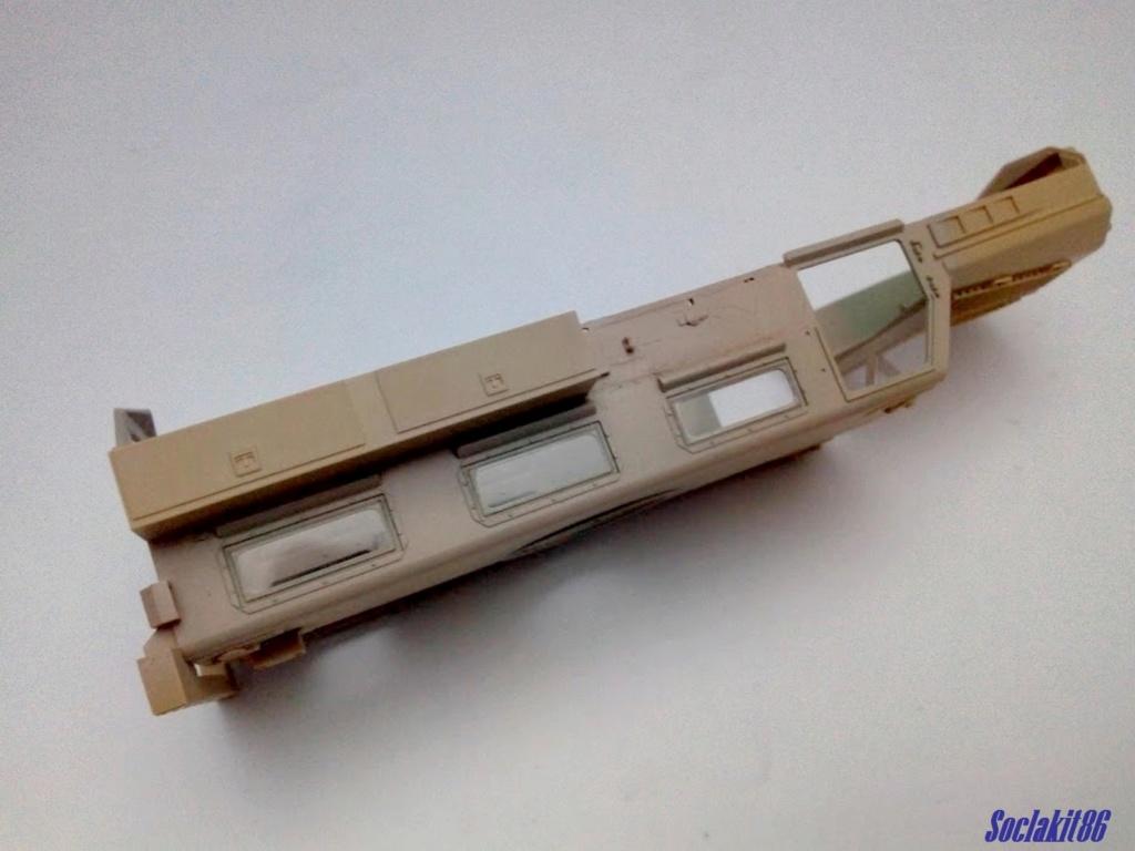 Mine Resistant Ambush Protect  6 x 6 Cougar (Meng 1/35)  M1128