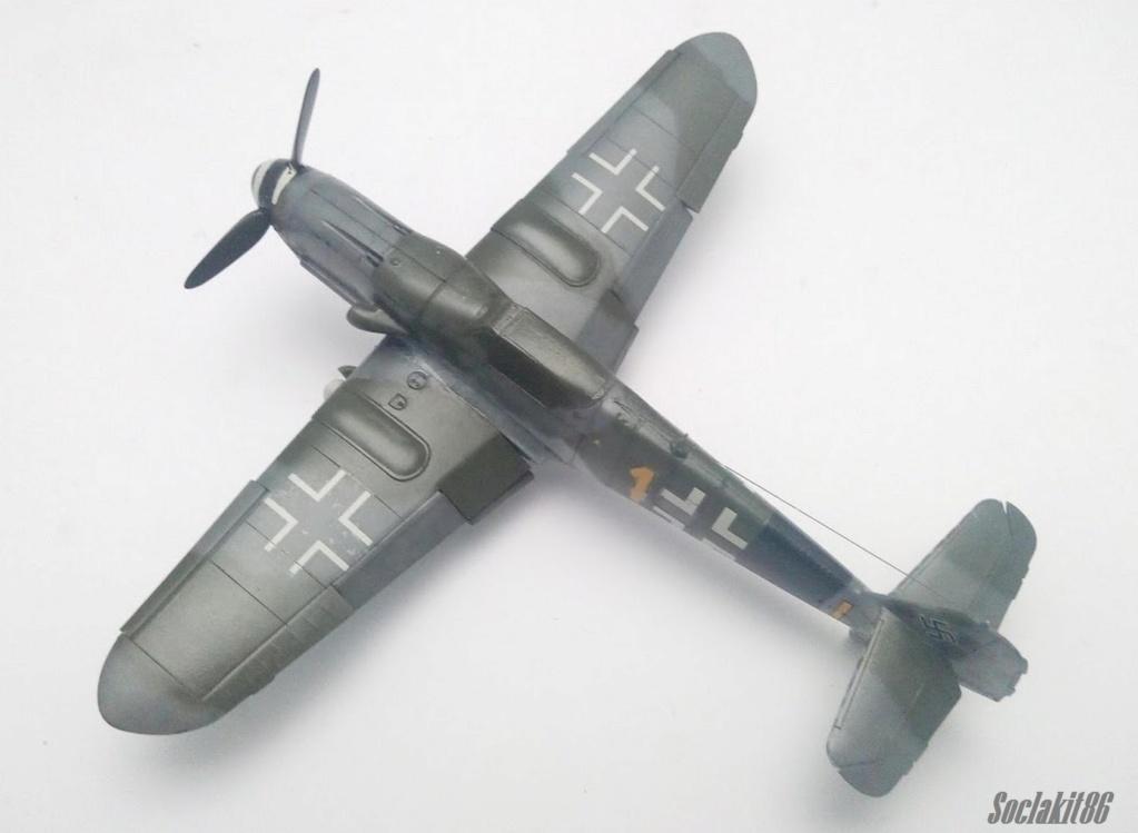 Bf 109 K-4 W.Nr. 332660 du 11/JG-53 (hasegawa 1/48)  M1129