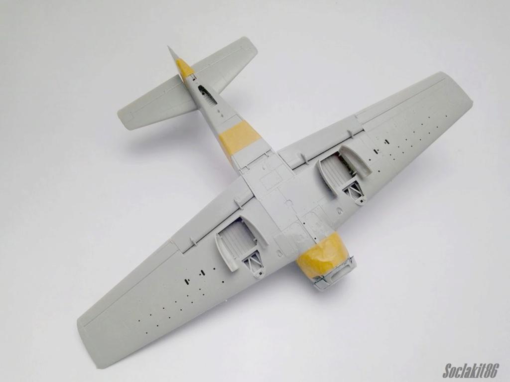 AD-4 Skyraider n°123895 /SFERMA 110 de l'EC 3/20  (Tamiya 1/48) M1130