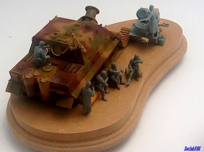 Sturmtiger (Italeri 1/35)  M1140