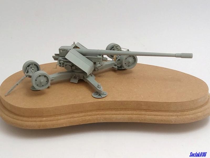 Krupp 12,8 cm PaK 44 (GWH réf L3526 - 1/35 ) M1143