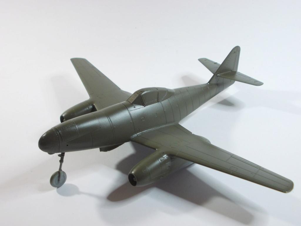 Me 262 A-2a/U2 au 1/48 ( Dragon 5529 versus Hobby Boss 80377 ) - Page 2 M1212