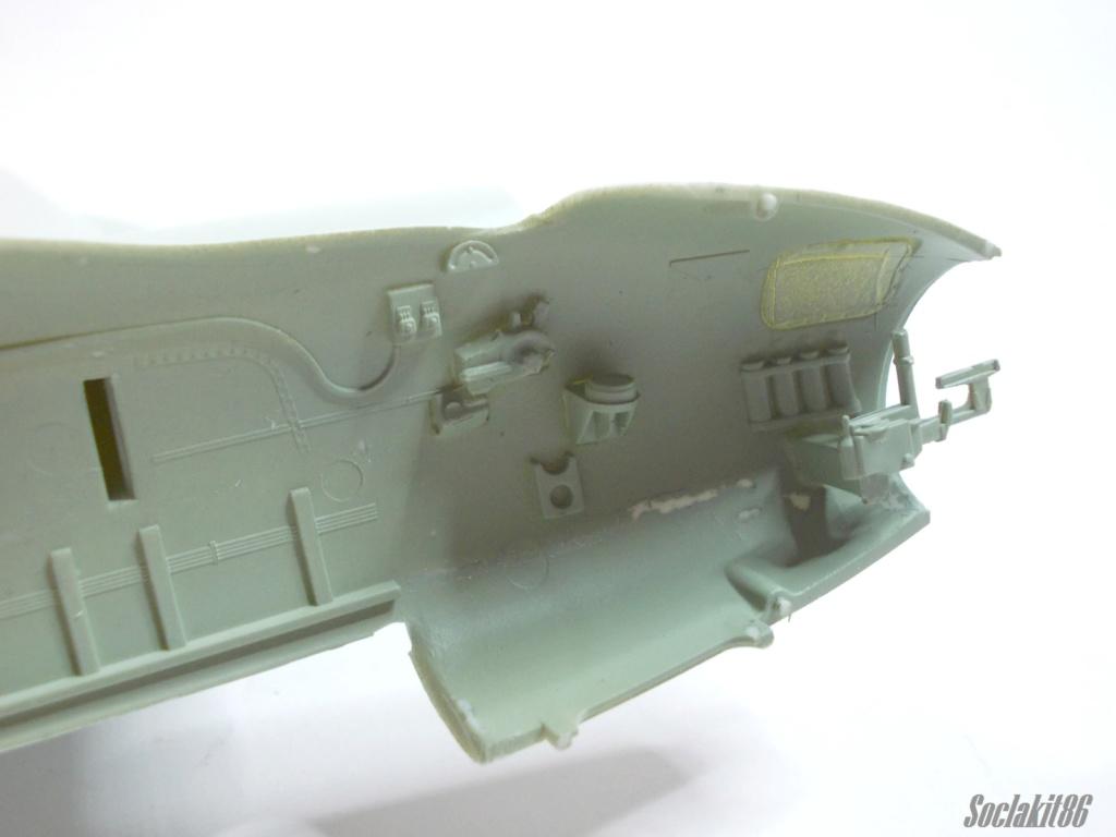 De Havilland  DH-98 Mosquito B mark IV (Revell 04555 au 1/48 ) M1216