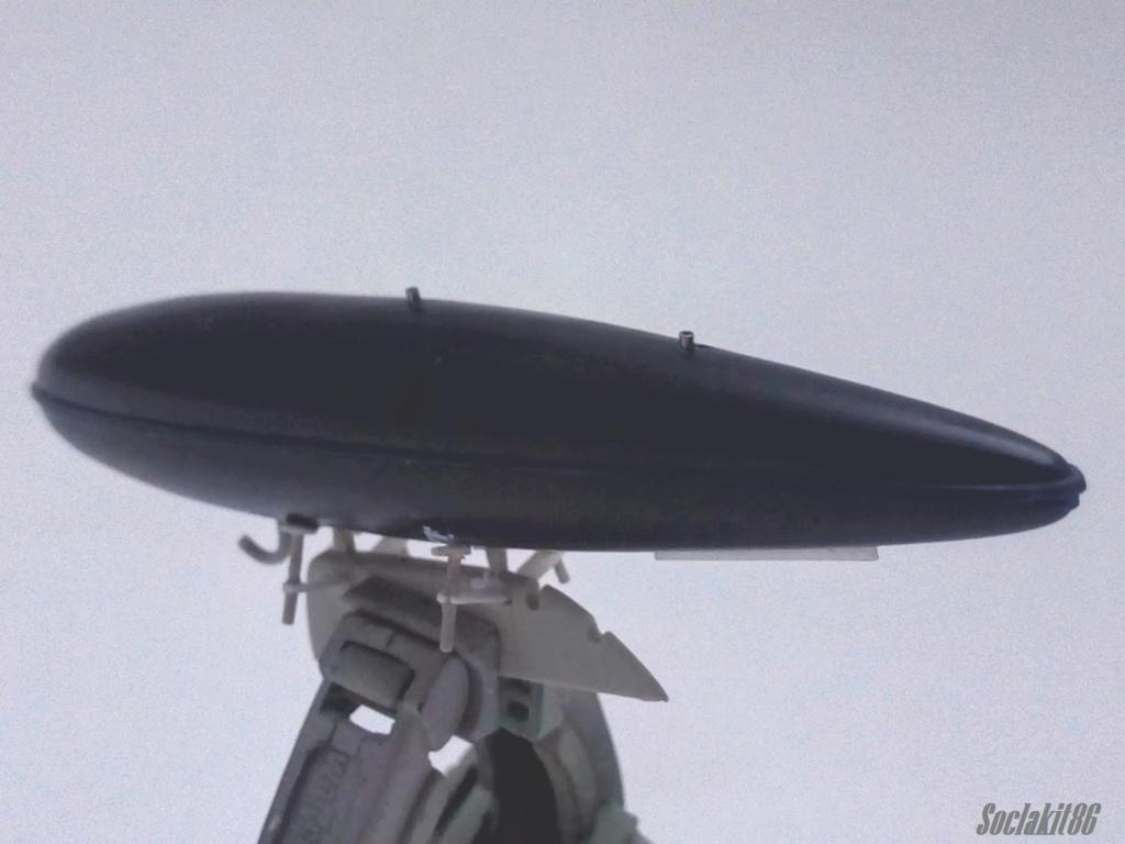 AD-4 Skyraider n°123895 /SFERMA 110 de l'EC 3/20  (Tamiya 1/48) M1230