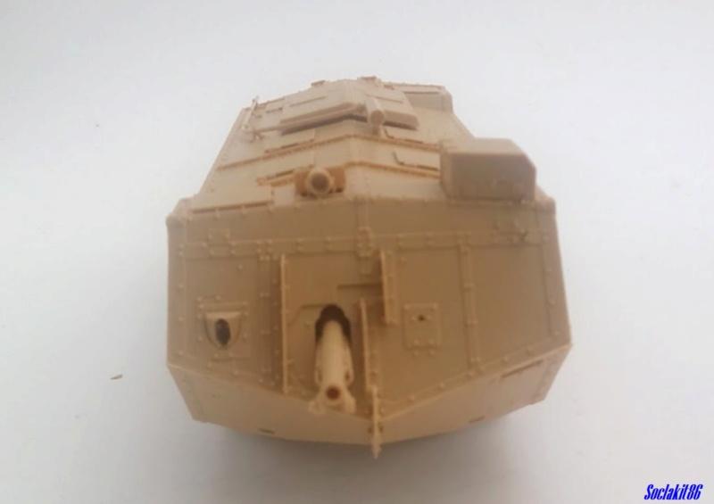 St Chamond M3 (Hobby Boss 83860 - 1/35)  M1244
