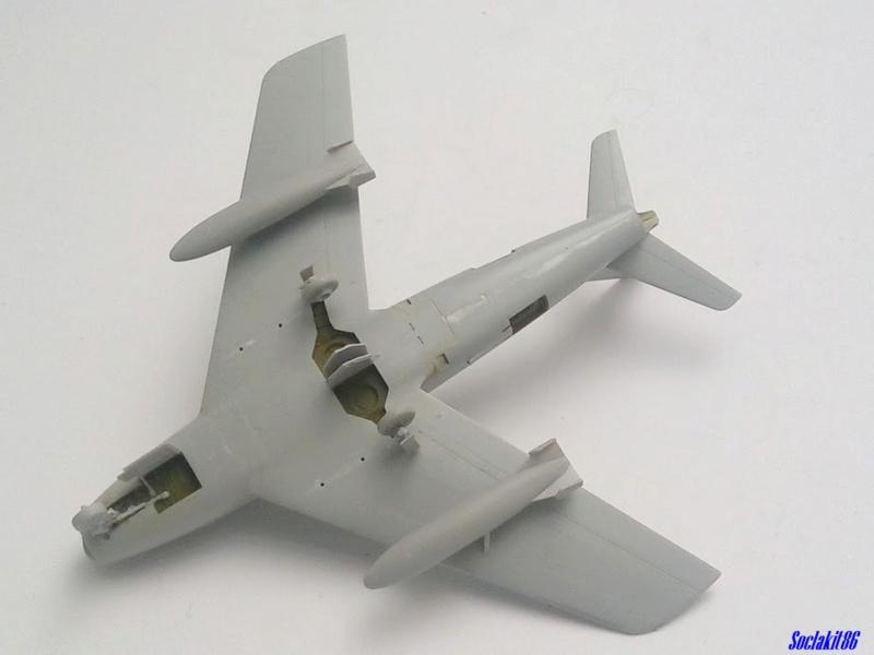 """North American F-86F-30 """"MiG Mad Marines"""" (Eduard 1/48) M1248"""