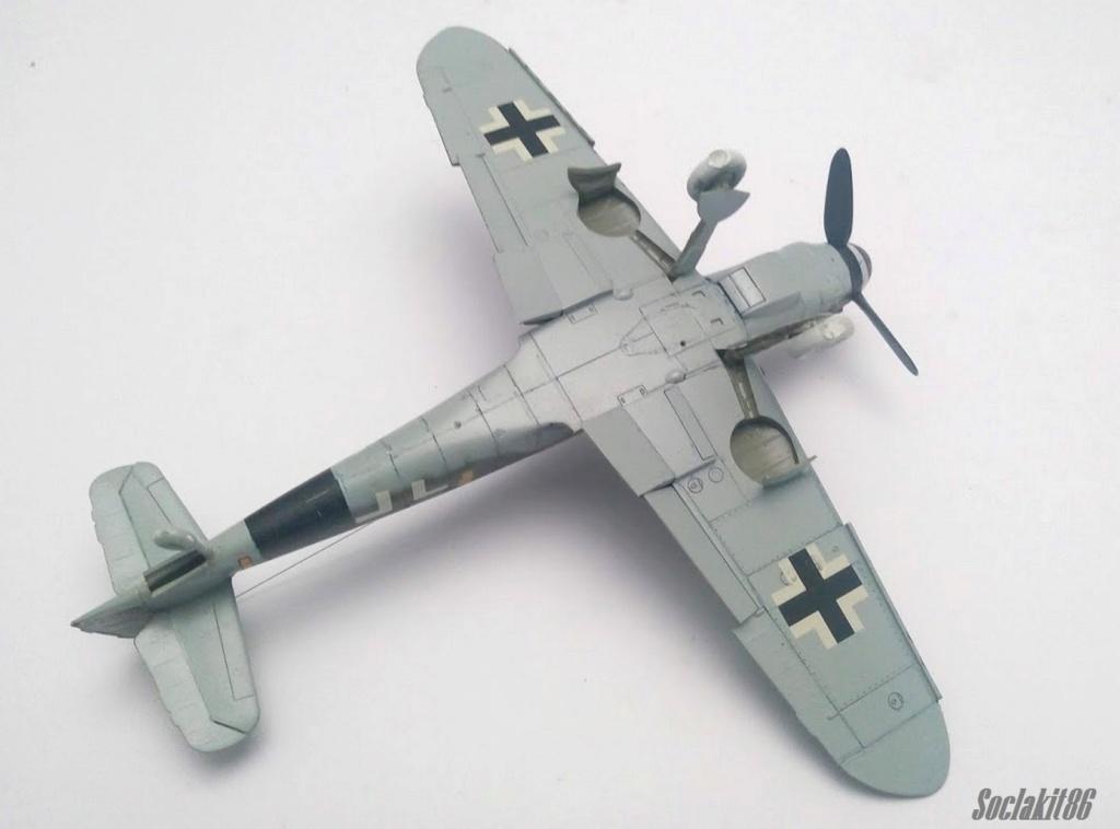 Bf 109 K-4 W.Nr. 332660 du 11/JG-53 (hasegawa 1/48)  M1328