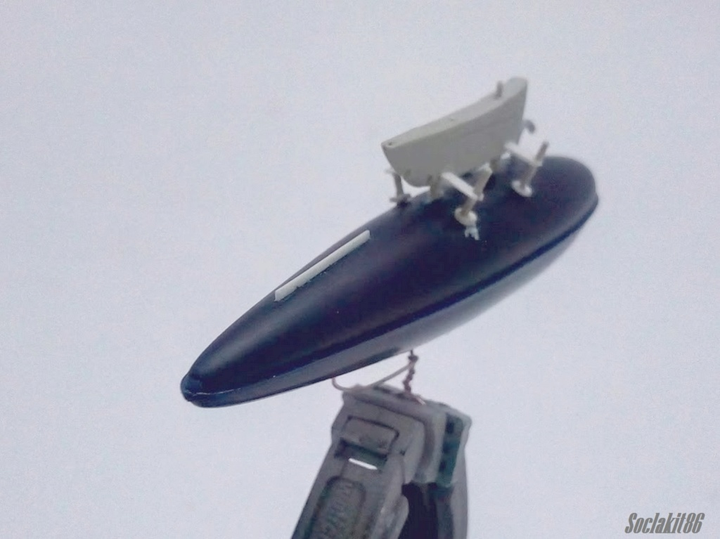 AD-4 Skyraider n°123895 /SFERMA 110 de l'EC 3/20  (Tamiya 1/48) M1329
