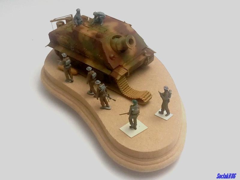 Sturmtiger (Italeri 1/35)  M1341