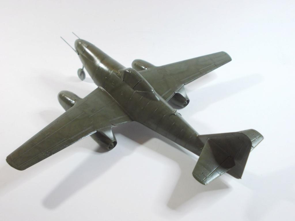 Me 262 A-2a/U2 au 1/48 ( Dragon 5529 versus Hobby Boss 80377 ) - Page 3 M1413