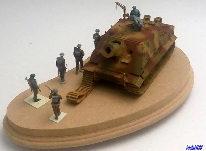 Sturmtiger (Italeri 1/35)  M1443