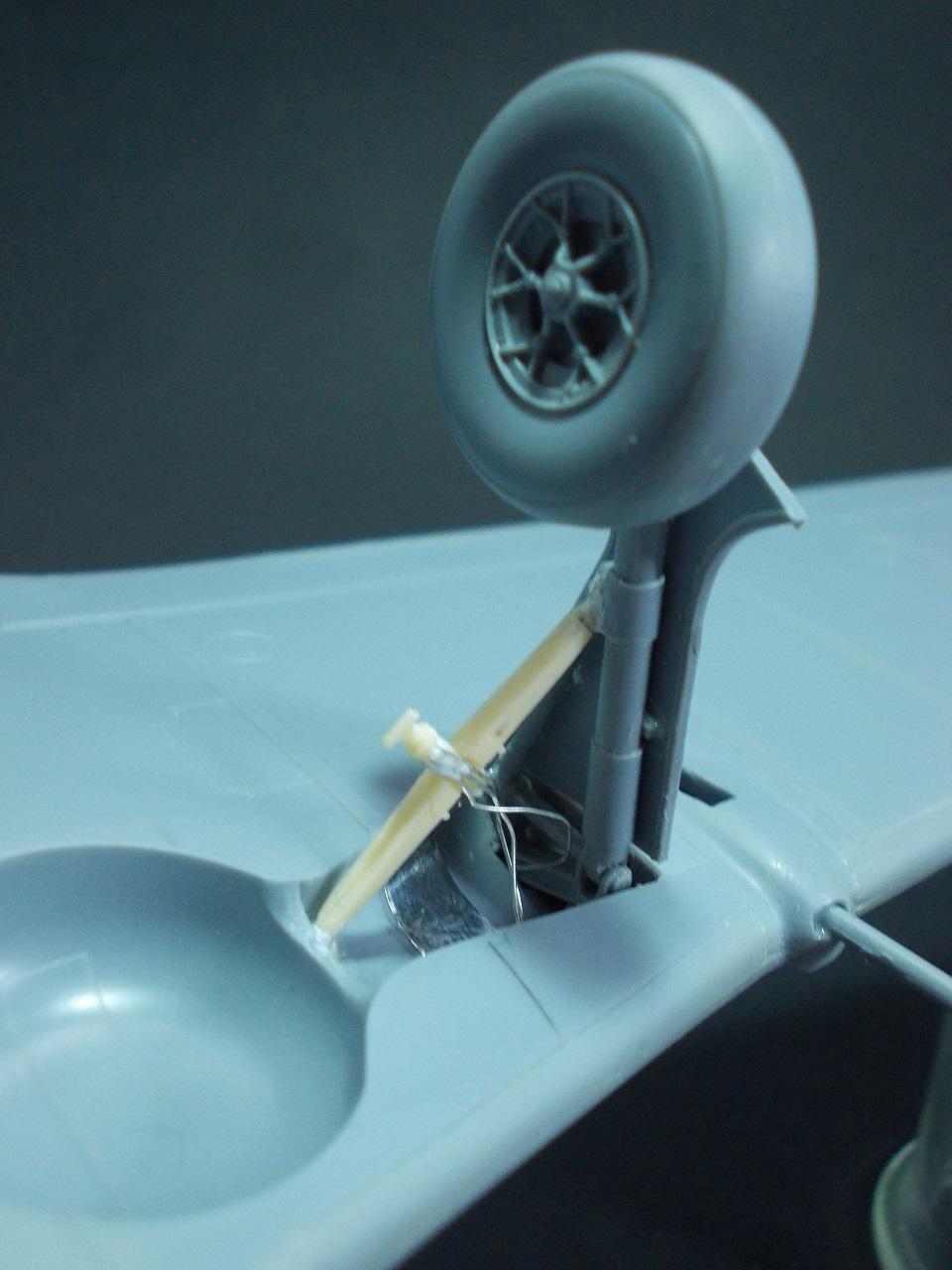Morane Saulnier MS 406 (Azur /AB Toys 1/32) + décals Kagero Top Colors 17 M1453