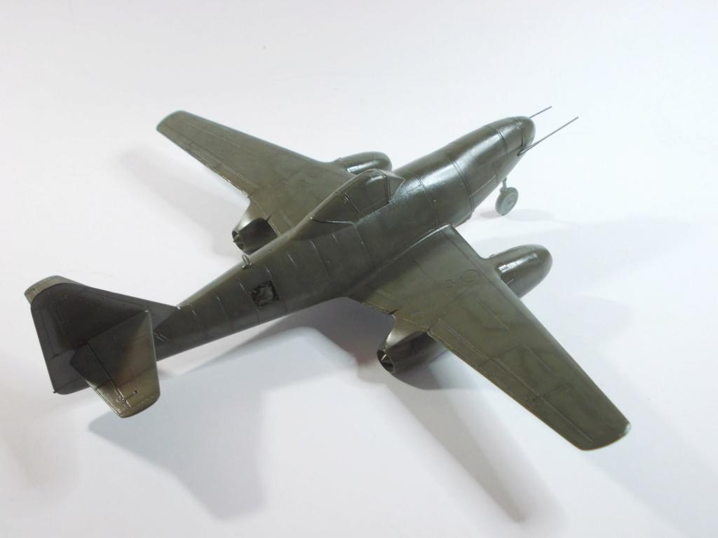 Me 262 A-2a/U2 au 1/48 ( Dragon 5529 versus Hobby Boss 80377 ) - Page 3 M1512