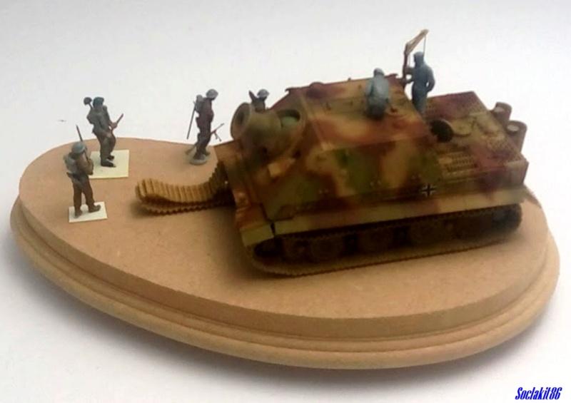 Sturmtiger (Italeri 1/35)  M1540