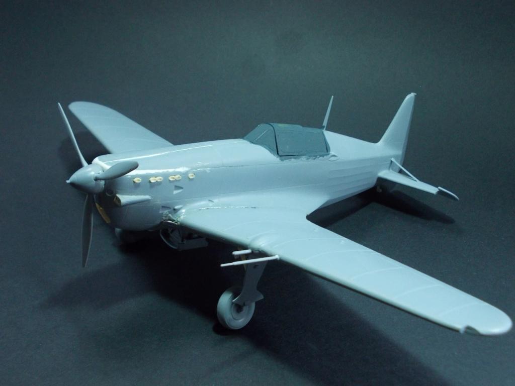 Morane Saulnier MS 406 (Azur /AB Toys 1/32) + décals Kagero Top Colors 17 M1548