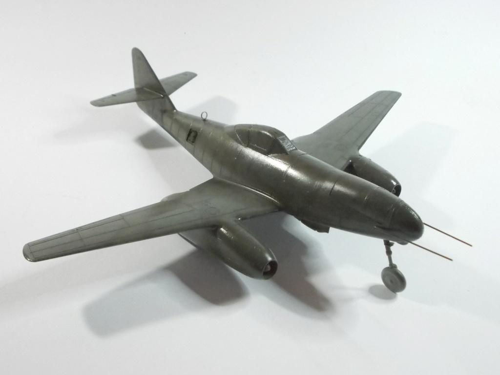 Me 262 A-2a/U2 au 1/48 ( Dragon 5529 versus Hobby Boss 80377 ) - Page 3 M1612
