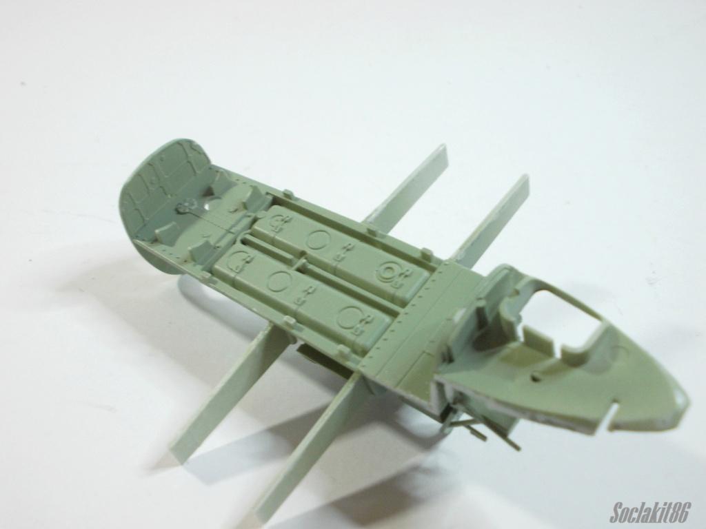 De Havilland  DH-98 Mosquito B mark IV (Revell 04555 au 1/48 ) M1617