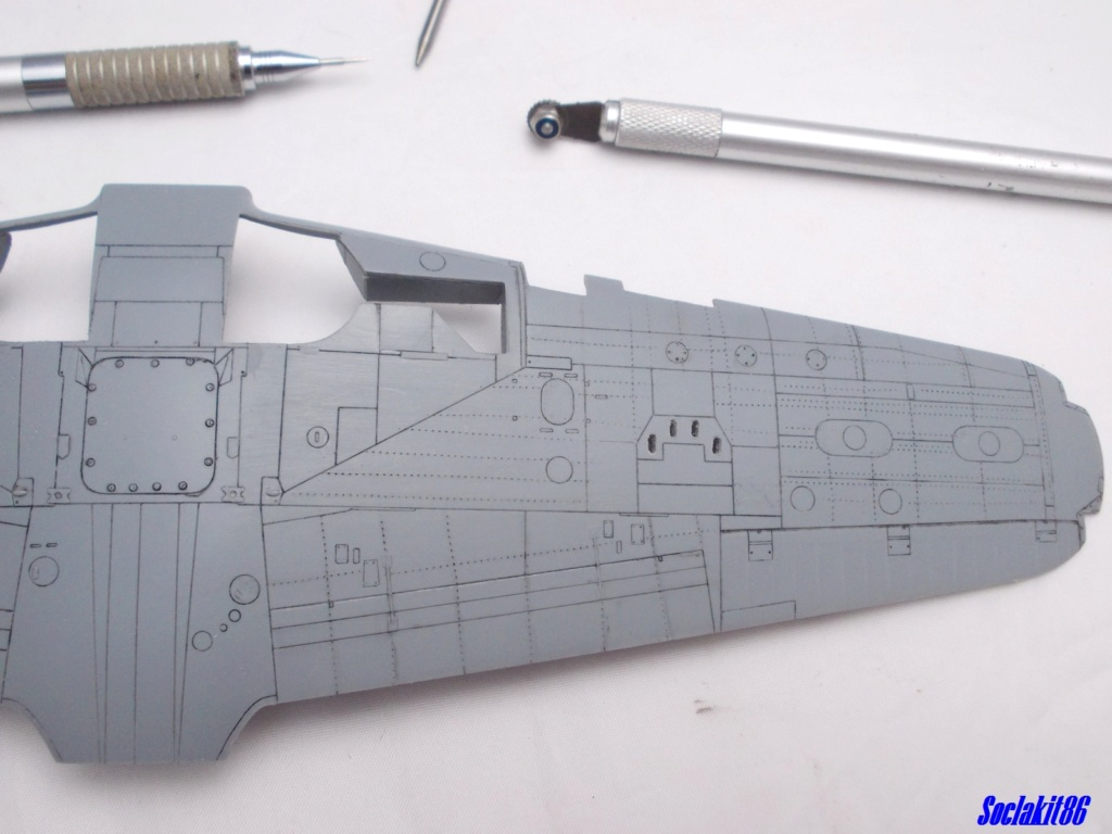 Fairey Fulmar Mark II (Eduard réf 1130 Limited Edition 1/48 ) M1620