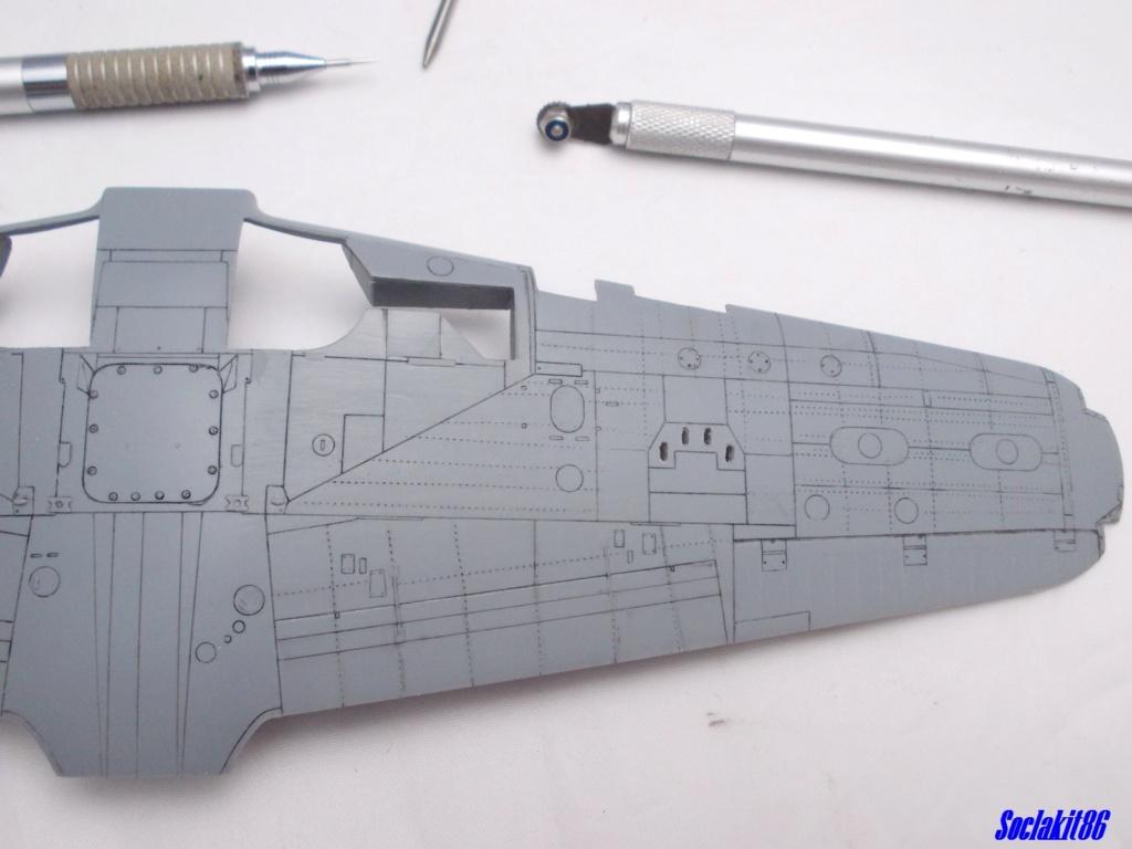 Fairey Fulmar Mark II (Eduard réf 1130 Limited Edition 1/48 ) M1620