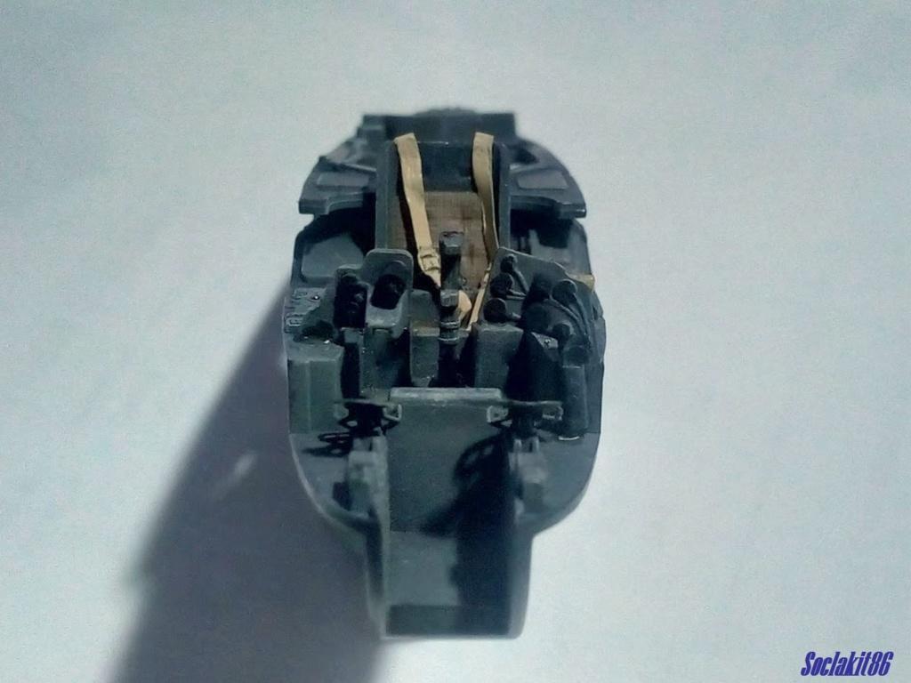 Me 410 B-2 / U-2 / R-4 Hornisse (Revell 04533 1/48) M1627