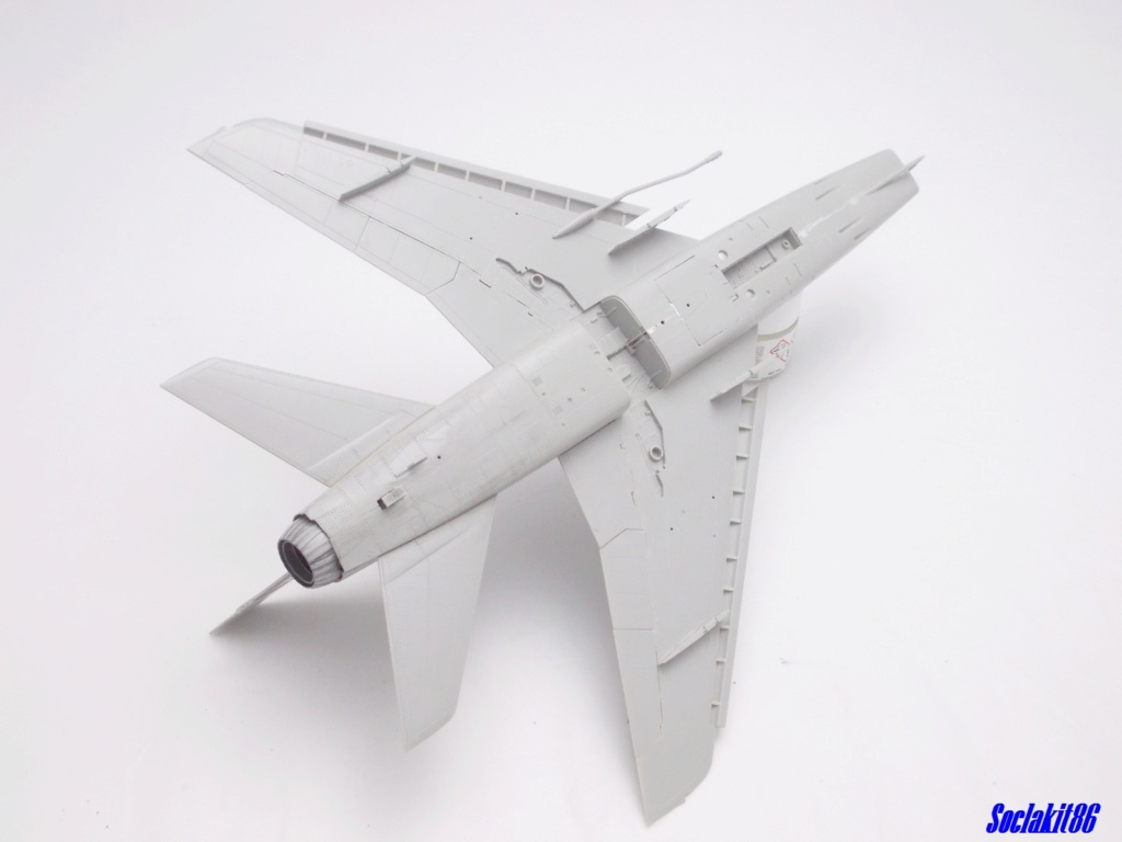 N.A. F-100 D Super Sabre (Trumpeter 1/48 ) M1628