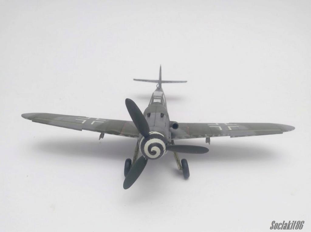 Bf 109 K-4 W.Nr. 332660 du 11/JG-53 (hasegawa 1/48)  M1632