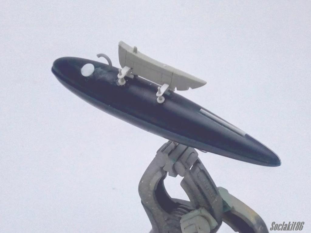 AD-4 Skyraider n°123895 /SFERMA 110 de l'EC 3/20  (Tamiya 1/48) M1633