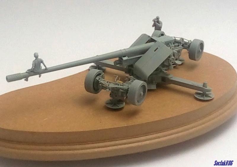 Krupp 12,8 cm PaK 44 (GWH réf L3526 - 1/35 ) M1646