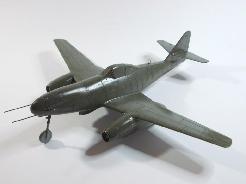 Me 262 A-2a/U2 au 1/48 ( Dragon 5529 versus Hobby Boss 80377 ) - Page 3 M1713