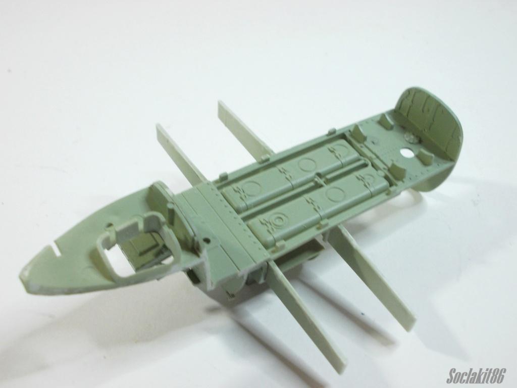 De Havilland  DH-98 Mosquito B mark IV (Revell 04555 au 1/48 ) M1718