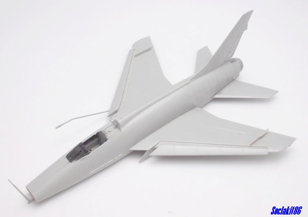 N.A. F-100 D Super Sabre (Trumpeter 1/48 ) M1728