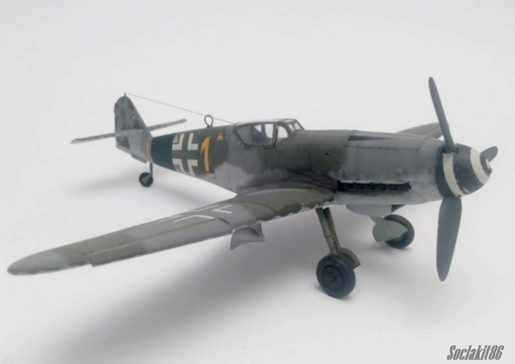 Bf 109 K-4 W.Nr. 332660 du 11/JG-53 (hasegawa 1/48)  M1733