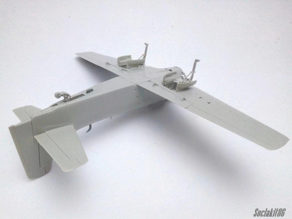 AD-4 Skyraider n°123895 /SFERMA 110 de l'EC 3/20  (Tamiya 1/48) M1734
