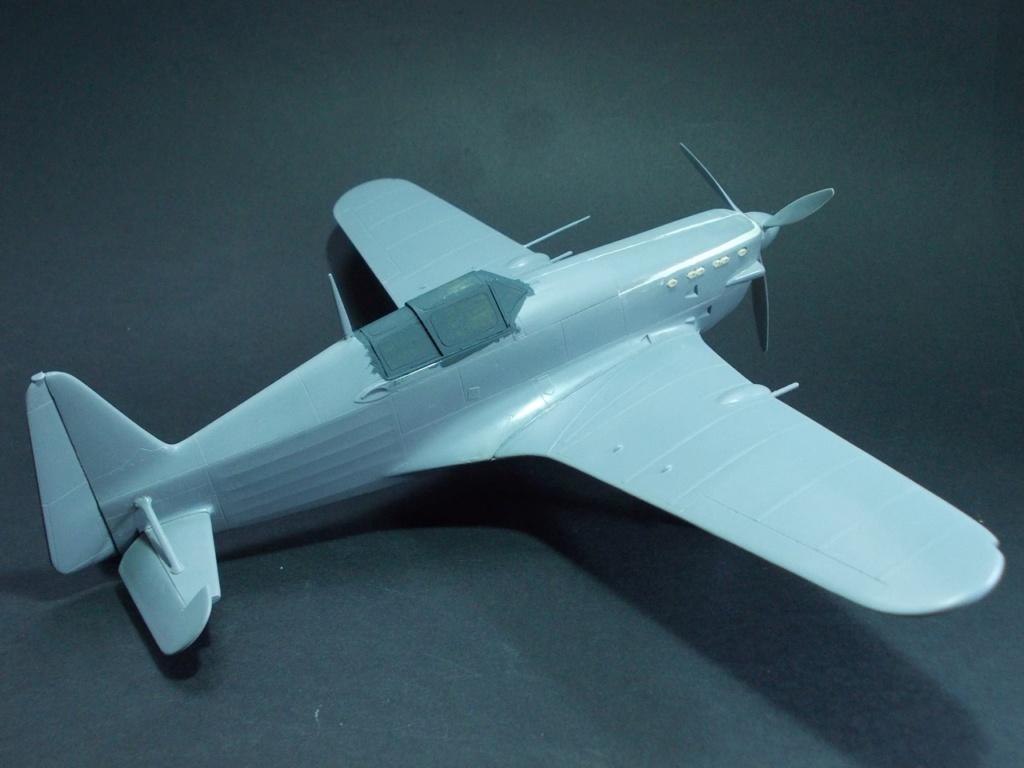 Morane Saulnier MS 406 (Azur /AB Toys 1/32) + décals Kagero Top Colors 17 M1749