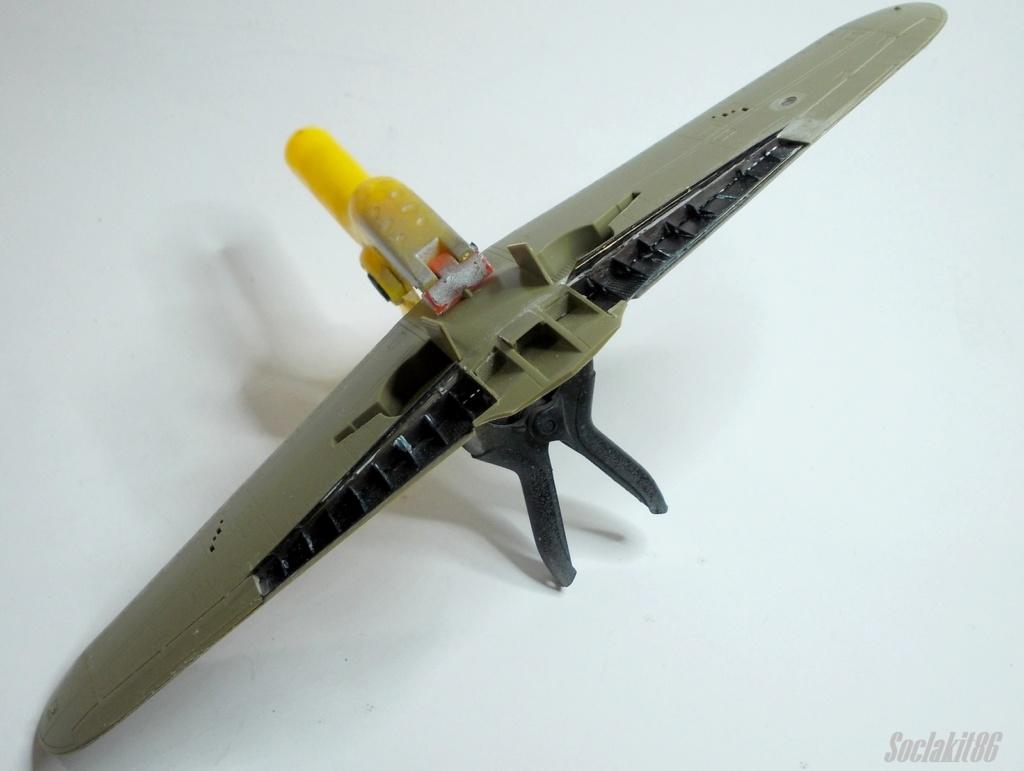 Bell P-400 Airacobra au 1/48 ( Eduard 8061 ) --> P-39 N  - Page 2 M1814