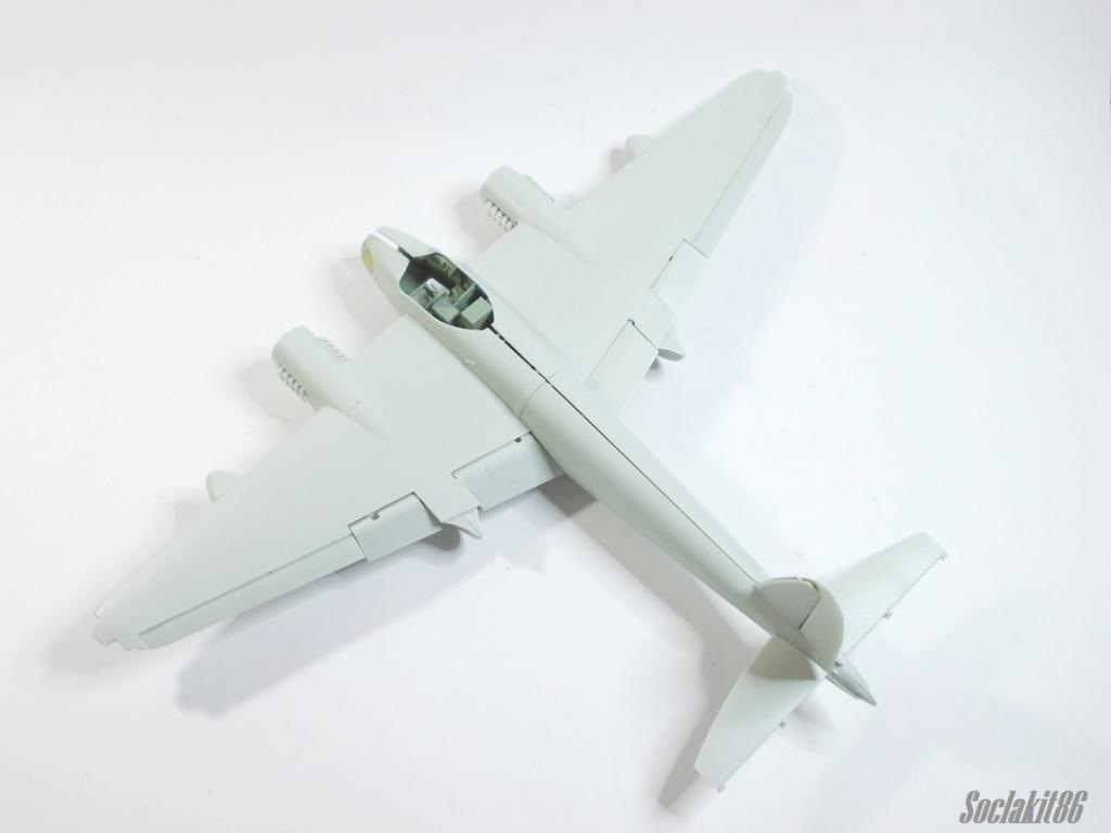 De Havilland  DH-98 Mosquito B mark IV (Revell 04555 au 1/48 ) M1817
