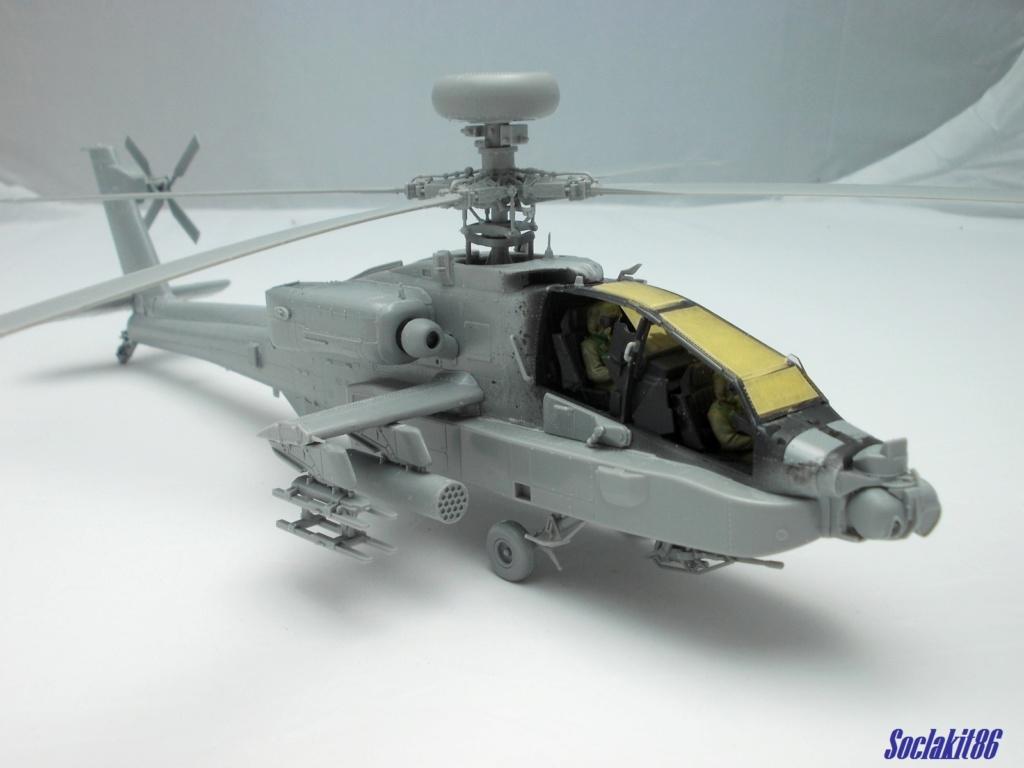 AH-64D Apache Longbow ( Hasegawa 1/48 ) M1819