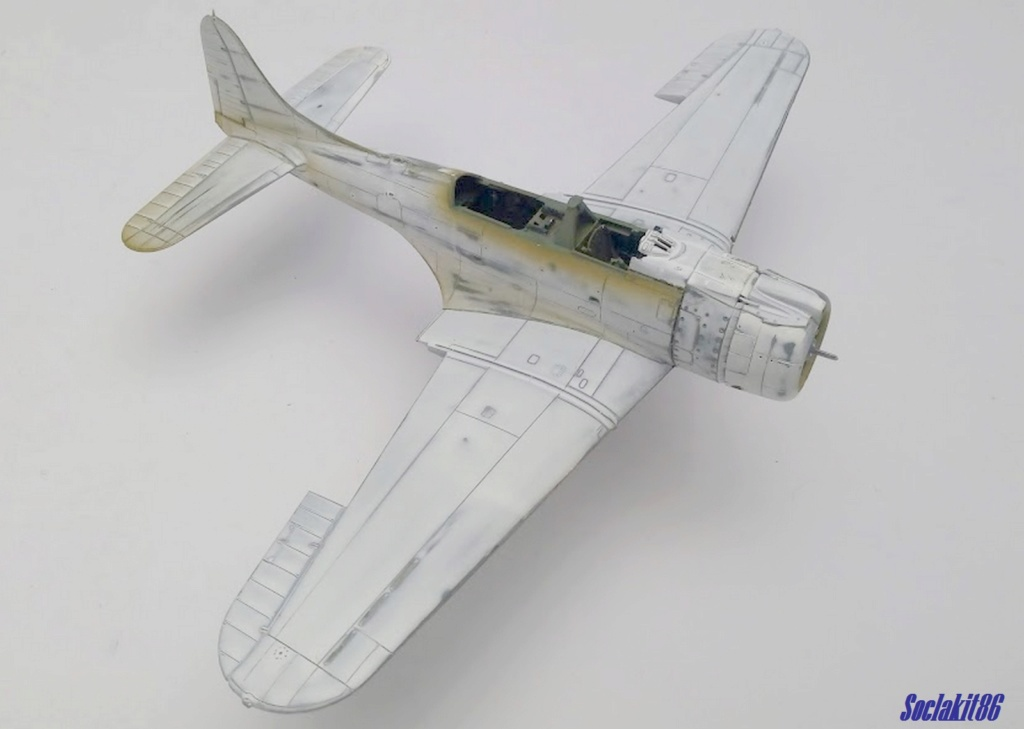 "Douglas SBD-1 Dauntless (Accurate Miniature 1/48) ""The US Marines Corps Golden Wings"" - Page 2 M1825"