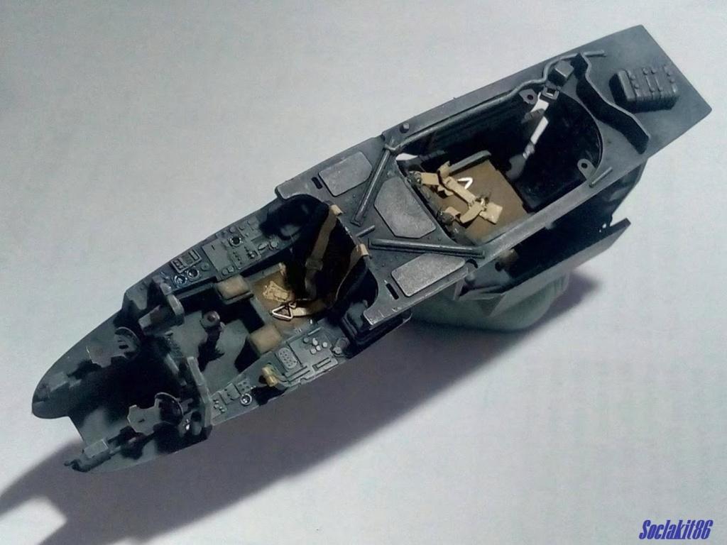 Me 410 B-2 / U-2 / R-4 Hornisse (Revell 04533 1/48) M1826