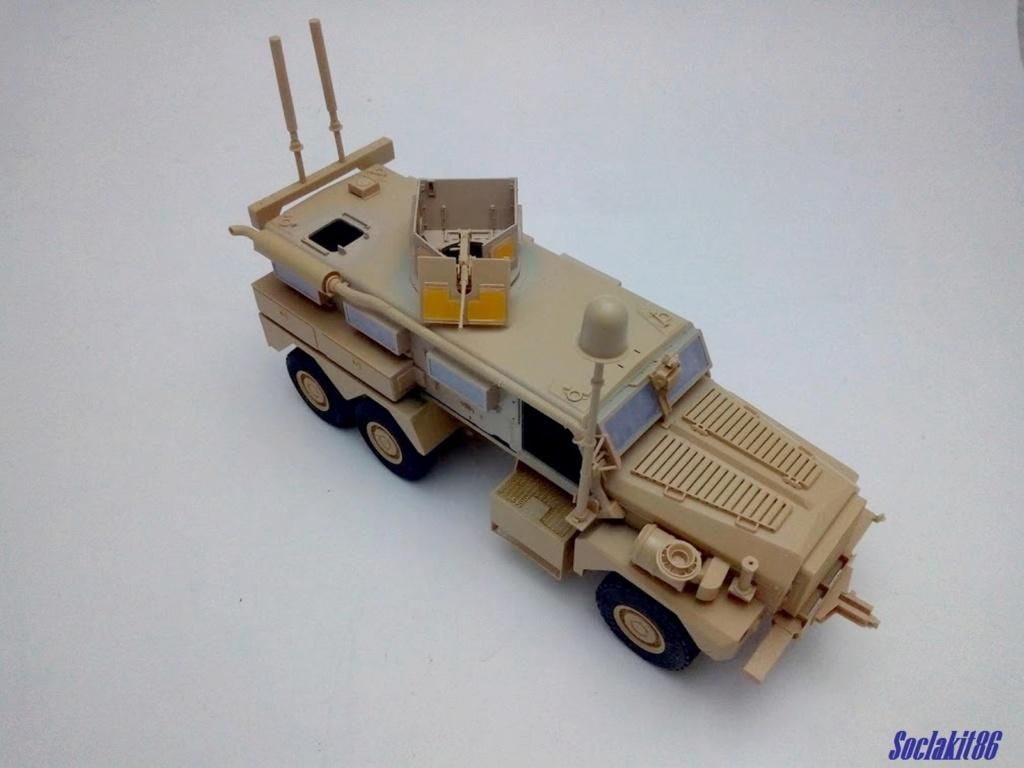 Mine Resistant Ambush Protect  6 x 6 Cougar (Meng 1/35)  M1830