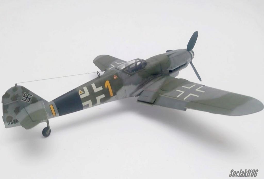 Bf 109 K-4 W.Nr. 332660 du 11/JG-53 (hasegawa 1/48)  M1831