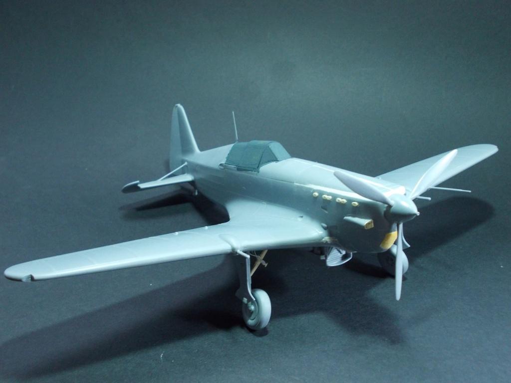 Morane Saulnier MS 406 (Azur /AB Toys 1/32) + décals Kagero Top Colors 17 M1848