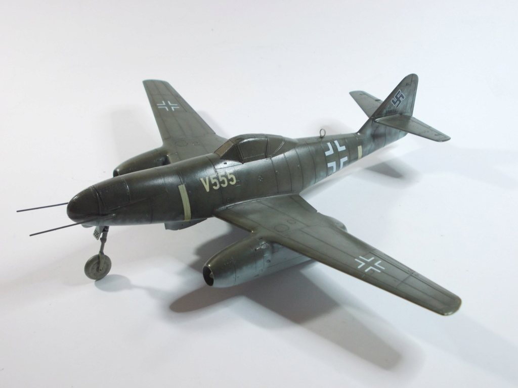 Me 262 A-2a/U2 au 1/48 ( Dragon 5529 versus Hobby Boss 80377 ) - Page 3 M1913